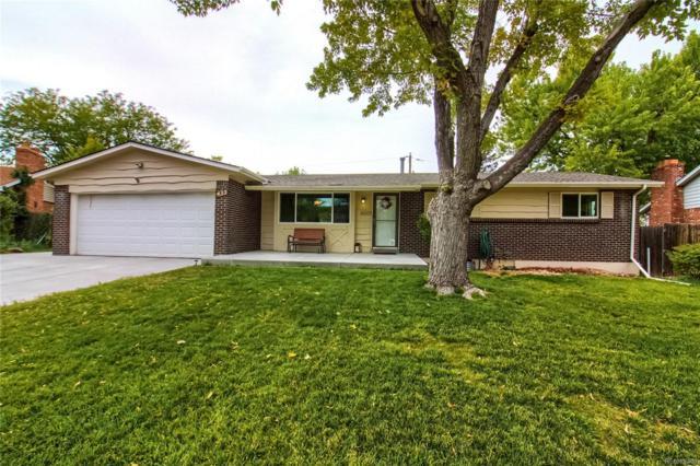 433 S Uvalda Circle, Aurora, CO 80012 (MLS #6648675) :: 8z Real Estate