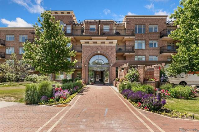 2700 E Cherry Creek South Drive #409, Denver, CO 80209 (#6648697) :: The Colorado Foothills Team | Berkshire Hathaway Elevated Living Real Estate