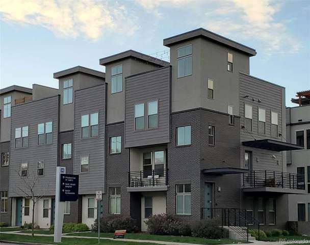 2161 E 18th Avenue, Denver, CO 80206 (#6649133) :: The Griffith Home Team