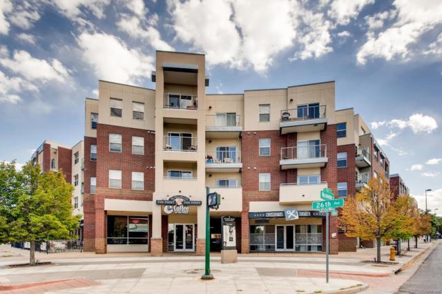 2550 N Washington Street #308, Denver, CO 80205 (#6649263) :: The Galo Garrido Group