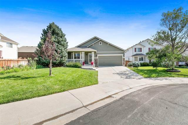 18789 Horse Creek Street, Parker, CO 80134 (MLS #6649672) :: Clare Day with Keller Williams Advantage Realty LLC