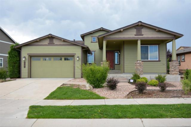 7079 Mountain Spruce Drive, Colorado Springs, CO 80927 (#6649781) :: The Pete Cook Home Group