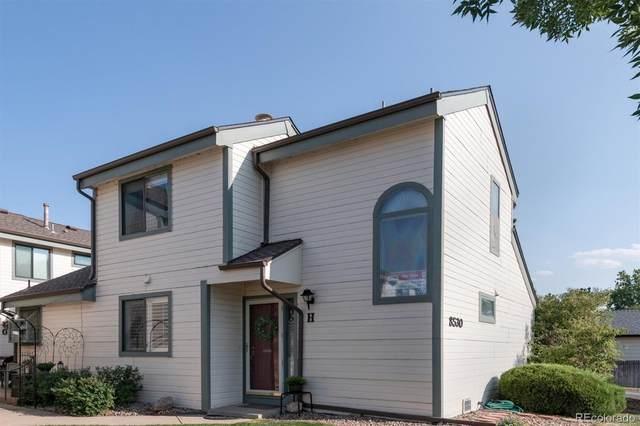 8530 S Estes Street H, Littleton, CO 80128 (MLS #6649970) :: Stephanie Kolesar