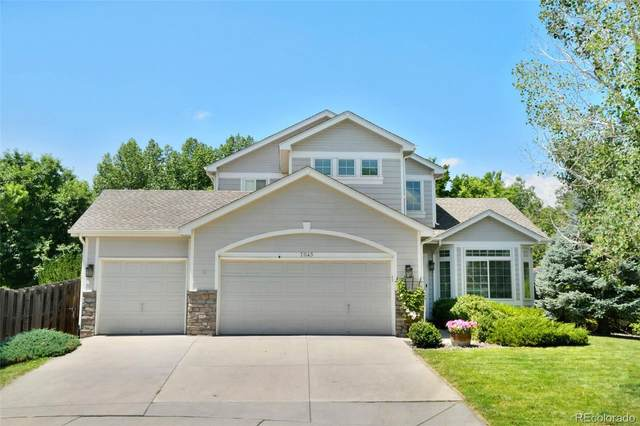 7045 Pike Court, Arvada, CO 80007 (#6650000) :: The Gilbert Group