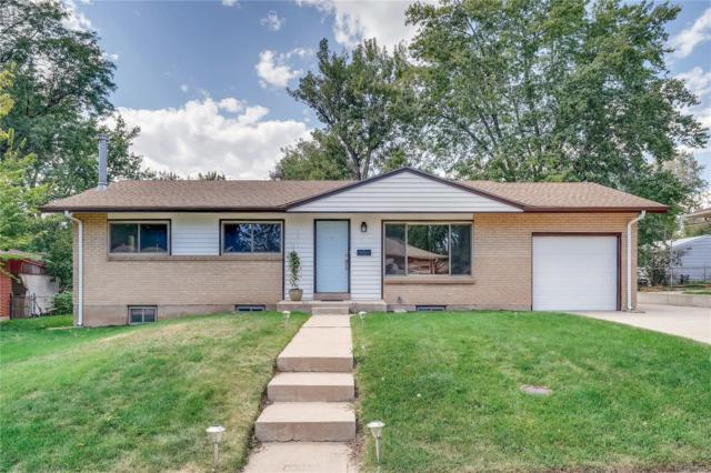 2911 S Wolff Street, Denver, CO 80236 (#6650020) :: The Griffith Home Team