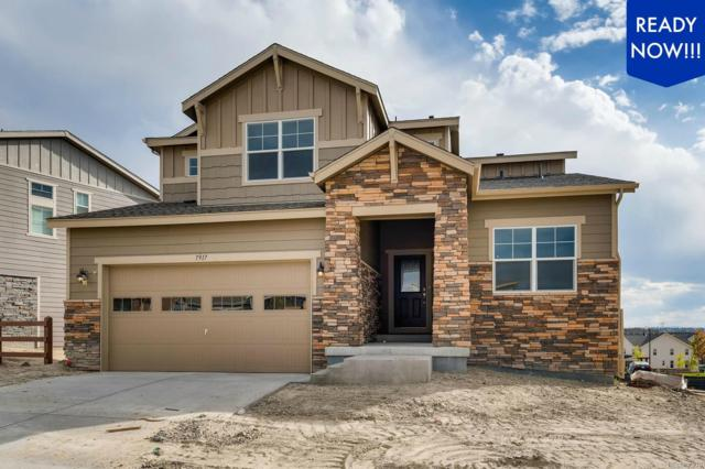 7917 S Grand Baker Way, Aurora, CO 80016 (#6650119) :: The Healey Group
