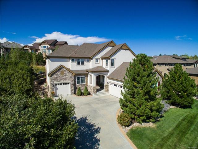 959 Buffalo Ridge Road, Castle Pines, CO 80108 (#6650265) :: The Heyl Group at Keller Williams