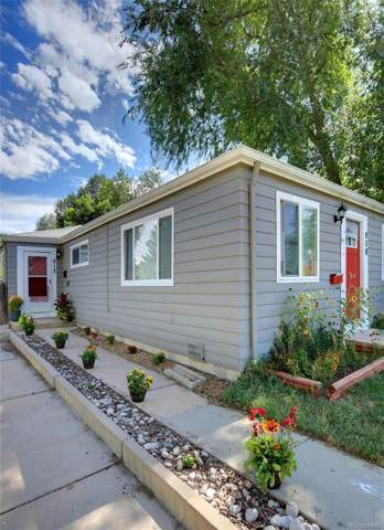 912 Newton Street, Denver, CO 80204 (#6650582) :: The DeGrood Team