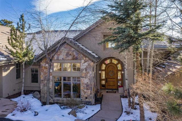 27110 Craig Lane, Golden, CO 80401 (#6650706) :: Berkshire Hathaway Elevated Living Real Estate