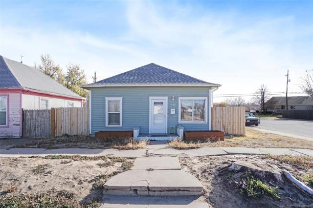 402 Harrison Avenue, Fort Lupton, CO 80621 (#6650894) :: The DeGrood Team