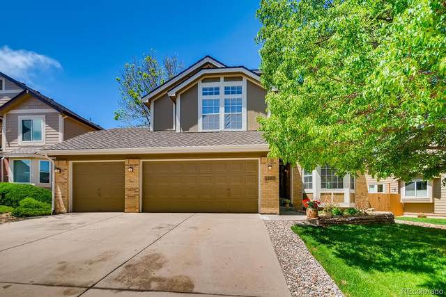 6297 S Urban Street, Littleton, CO 80127 (#6650925) :: Re/Max Structure