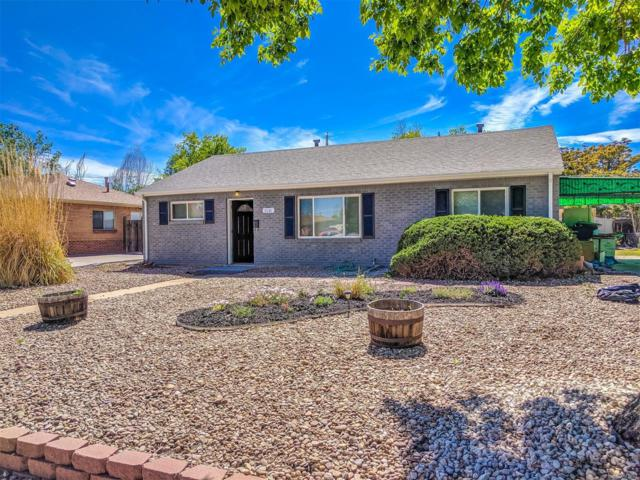 9281 Lillian Lane, Thornton, CO 80229 (#6651206) :: The Heyl Group at Keller Williams