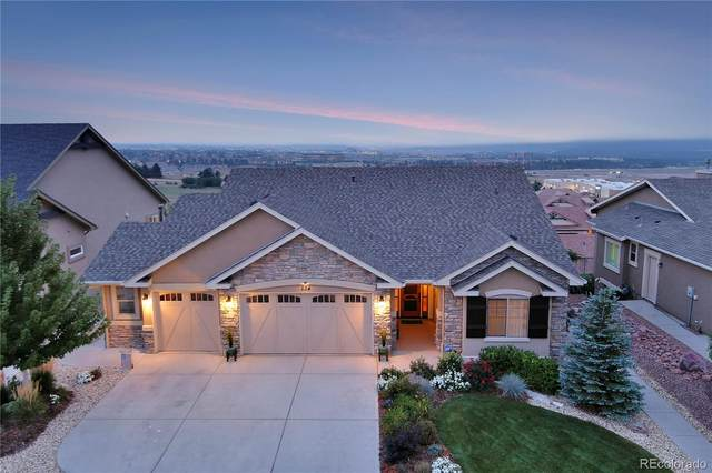 234 Coyote Willow Drive, Colorado Springs, CO 80921 (#6651404) :: Venterra Real Estate LLC