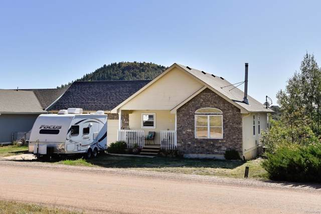 223 Upper Glenway, Palmer Lake, CO 80133 (MLS #6651457) :: 8z Real Estate