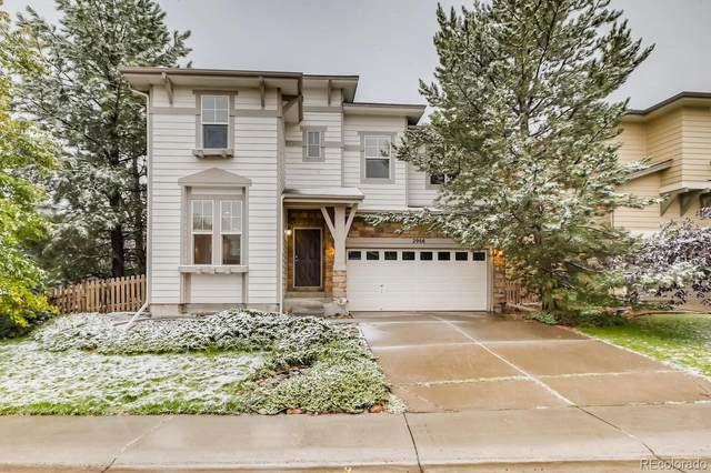 2966 Woodbriar Drive, Highlands Ranch, CO 80126 (#6651724) :: Peak Properties Group