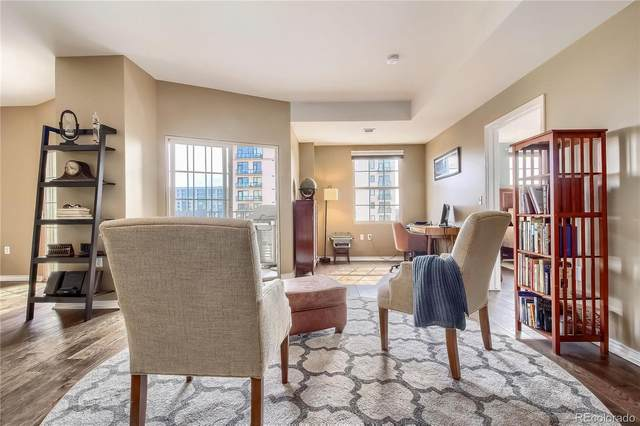 300 W 11th Avenue 14C, Denver, CO 80204 (#6651944) :: The Colorado Foothills Team | Berkshire Hathaway Elevated Living Real Estate