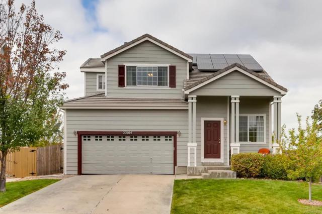22104 E Belleview Lane, Aurora, CO 80015 (MLS #6652041) :: 8z Real Estate