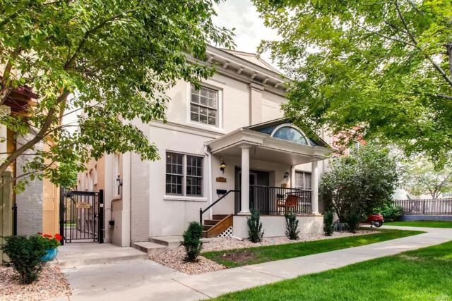 1580 N Franklin Street, Denver, CO 80218 (#6652058) :: Structure CO Group