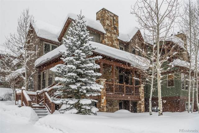 1331 Turning Leaf Court 26B-7, Steamboat Springs, CO 80487 (#6652603) :: Realty ONE Group Five Star