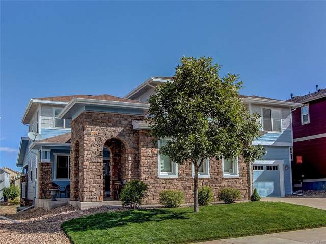 5175 Gould Circle, Castle Rock, CO 80109 (#6652727) :: The DeGrood Team