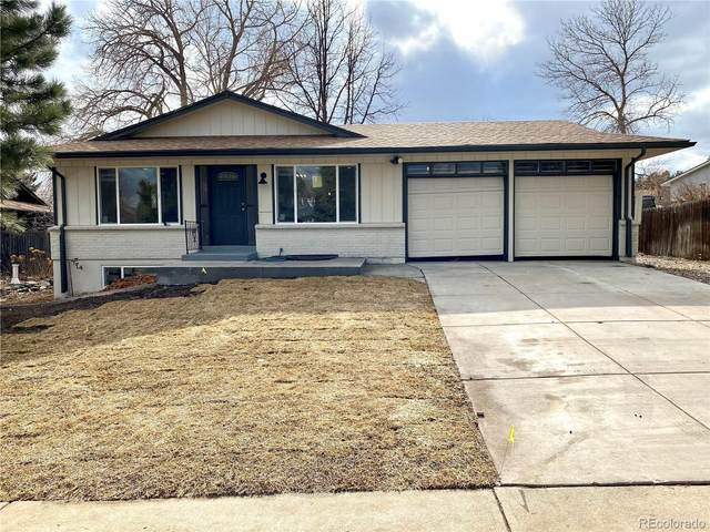 1463 S Ward Street, Lakewood, CO 80228 (#6652834) :: James Crocker Team