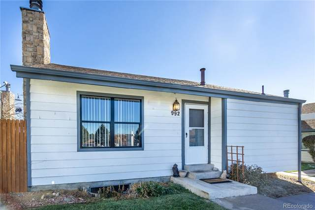 992 S Zeno Way, Aurora, CO 80017 (#6653002) :: Real Estate Professionals