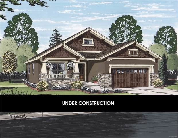 4186 New Santa Fe Trail, Colorado Springs, CO 80924 (MLS #6653038) :: Kittle Real Estate