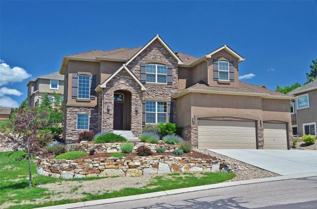 12295 Woodmont Drive, Colorado Springs, CO 80921 (#6653610) :: Colorado Home Finder Realty