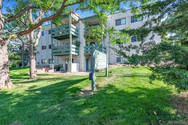 7740 W 35th Avenue #203, Wheat Ridge, CO 80033 (MLS #6654375) :: Bliss Realty Group