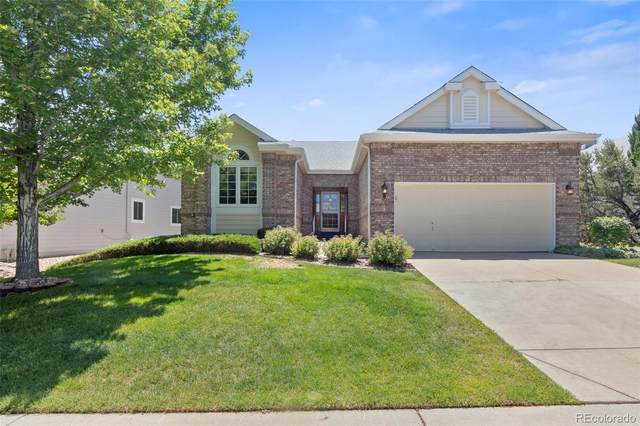8 Hathaway Lane, Highlands Ranch, CO 80130 (#6654548) :: The Harling Team @ Homesmart Realty Group