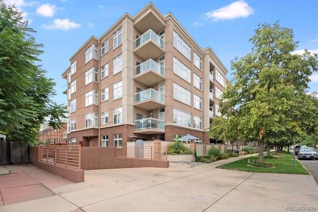 335 Detroit Street #203, Denver, CO 80206 (#6654970) :: The Griffith Home Team