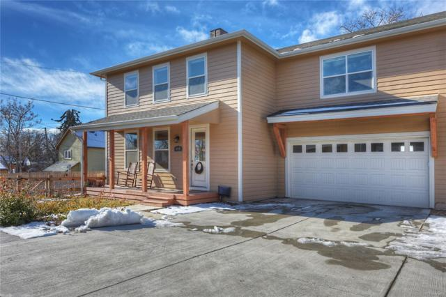 404 E Chester Street B, Lafayette, CO 80026 (#6655254) :: The DeGrood Team