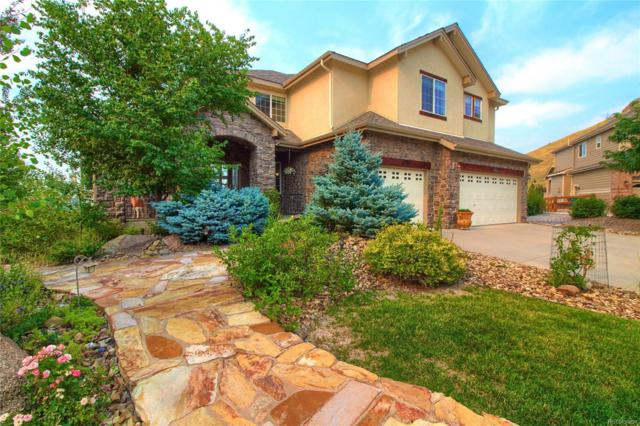 19063 W 53rd Drive, Golden, CO 80403 (#6655324) :: The Peak Properties Group