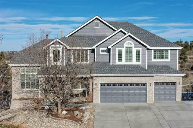 1737 Birchleaf Court, Castle Rock, CO 80104 (MLS #6655512) :: 8z Real Estate