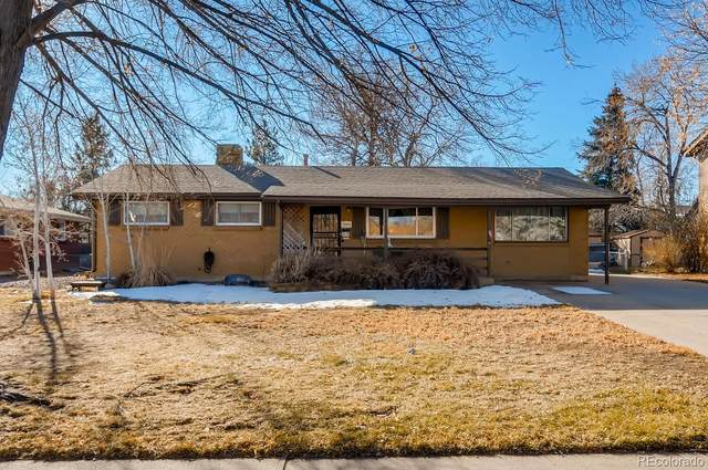 13654 E Parkview Drive, Aurora, CO 80011 (#6655606) :: Chateaux Realty Group