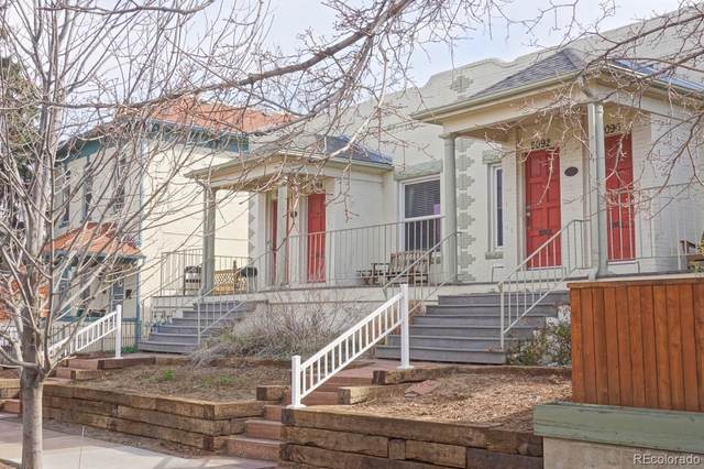 2094 Clarkson Street, Denver, CO 80205 (#6655812) :: The DeGrood Team