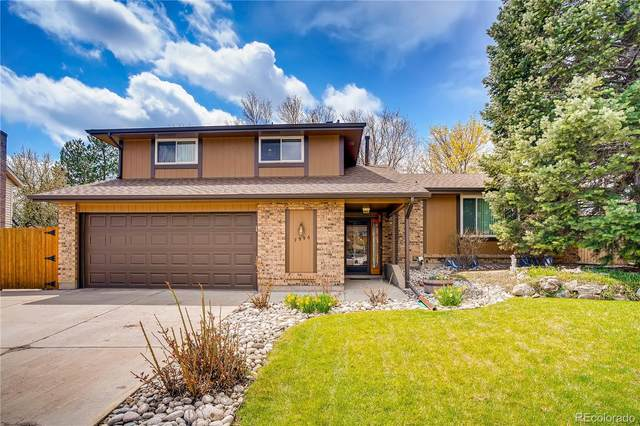 7996 W Calhoun Place, Littleton, CO 80123 (#6656210) :: The Gilbert Group