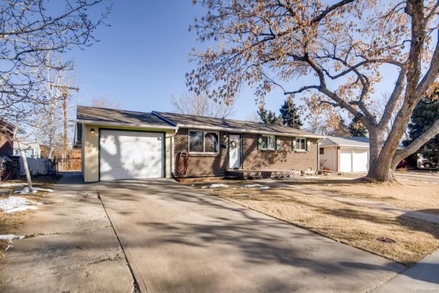 6937 W 53rd Place, Arvada, CO 80002 (#6656271) :: The Griffith Home Team