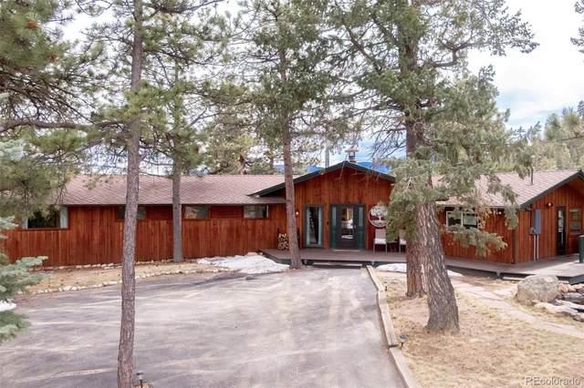 188 Catamount Ridge Road, Bailey, CO 80421 (#6656297) :: Colorado Home Finder Realty