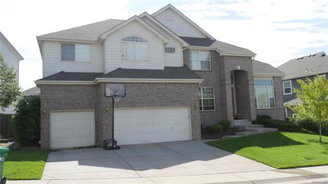 18112 E Ida Place, Centennial, CO 80015 (MLS #6656816) :: 8z Real Estate