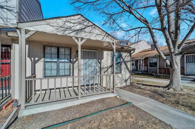 8180 Washington Street #126, Denver, CO 80229 (MLS #6656825) :: 8z Real Estate