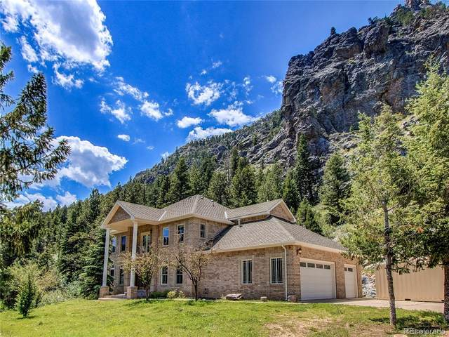 28380 Highway 72, Golden, CO 80403 (MLS #6656998) :: Bliss Realty Group