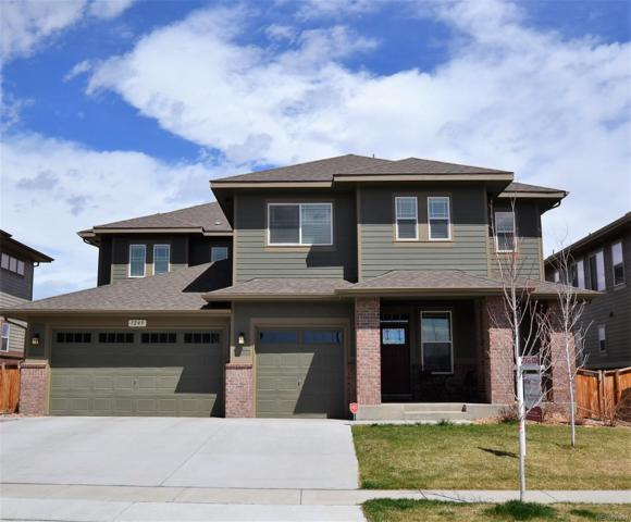 1249 W 171st, Broomfield, CO 80023 (#6657036) :: Real Estate Professionals