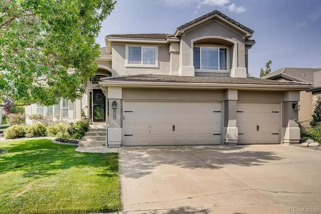 10575 W Rockland Drive, Littleton, CO 80127 (MLS #6657125) :: 8z Real Estate