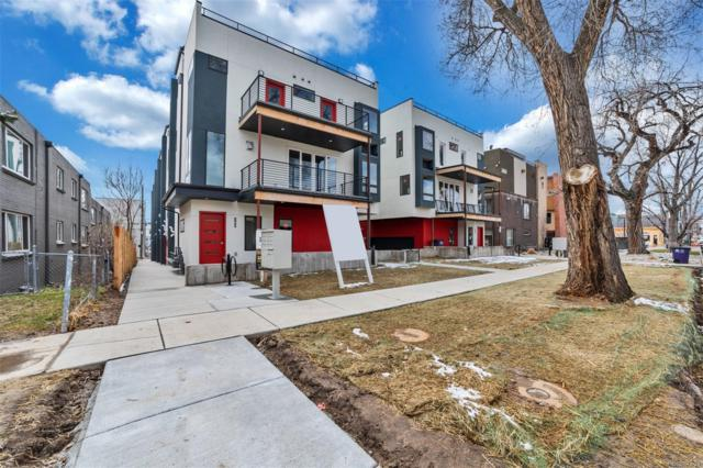 2820 W 26th Avenue #106, Denver, CO 80211 (#6657146) :: Bring Home Denver with Keller Williams Downtown Realty LLC