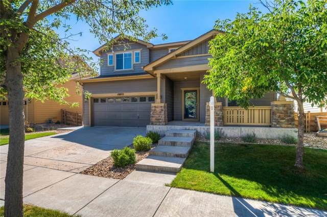 10055 Sedalia Street, Commerce City, CO 80022 (MLS #6657481) :: Kittle Real Estate