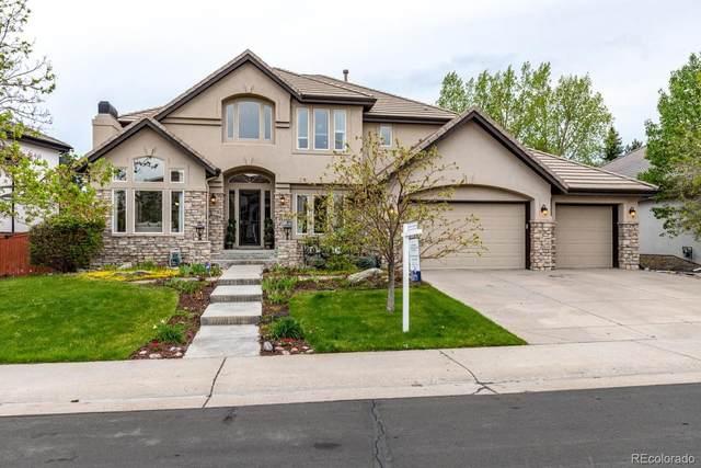 9440 E Hidden Hill Lane, Lone Tree, CO 80124 (#6658080) :: Briggs American Properties