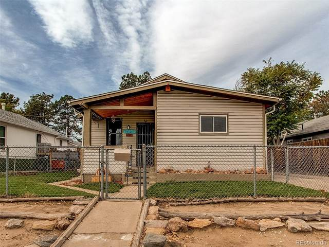 4925 Clayton Street, Denver, CO 80216 (#6658086) :: James Crocker Team