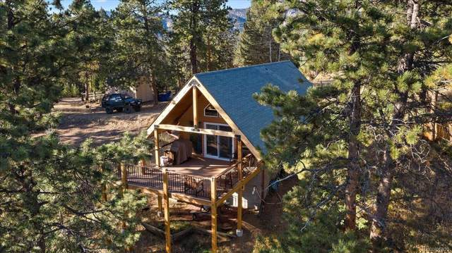 33424 Freda Road, Pine, CO 80470 (#6658625) :: The DeGrood Team