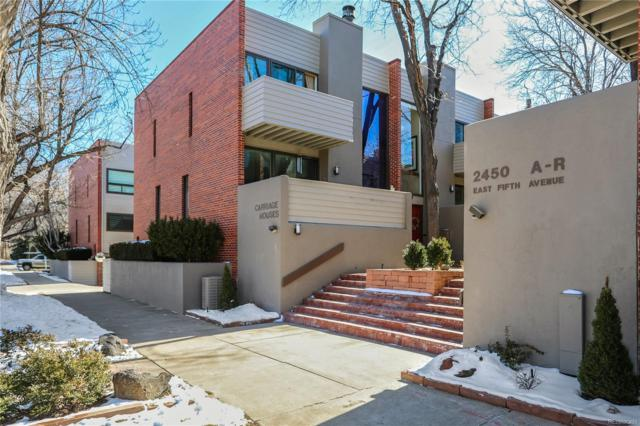 2450 E 5th Avenue D, Denver, CO 80206 (#6659024) :: Bring Home Denver